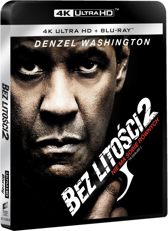 Bez Lito¶ci 2 - The Equalizer 2 (2018) - Film 4K Ultra-HD