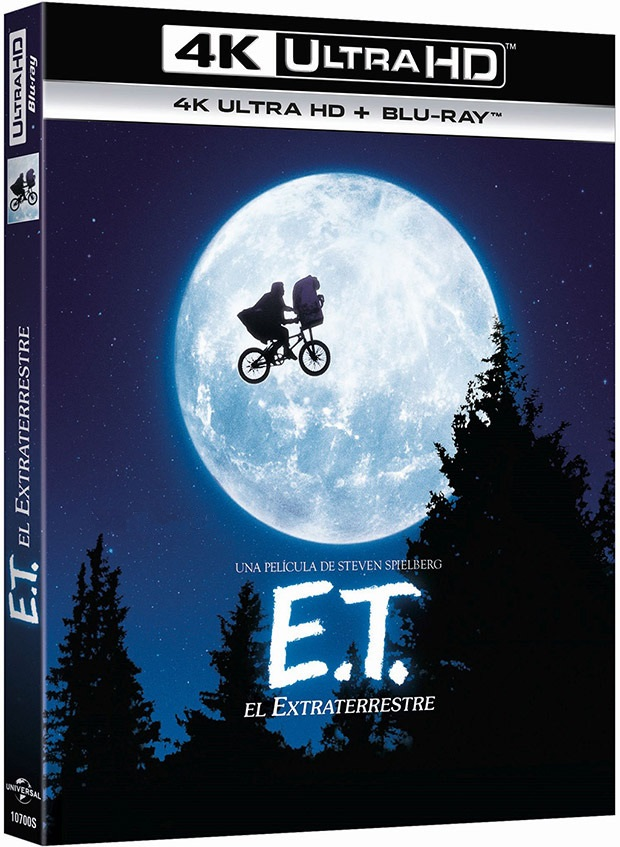 E.T. The Extra-Terrestrial (1982) - Film 4K Ultra-HD