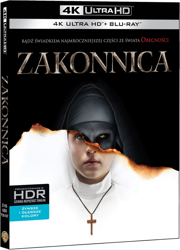 Zakonnica - The Nun (2018) - Film 4K Ultra-HD
