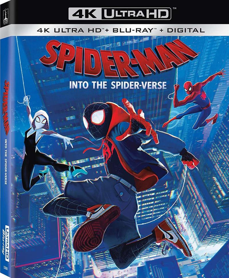 Spider-Man Uniwersum - Spider-Man: Into the Spider-Verse (2018) - Film 4K Ultra-HD